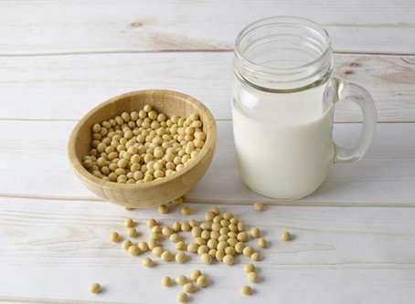 Is soy a healthy alternative to dairy?