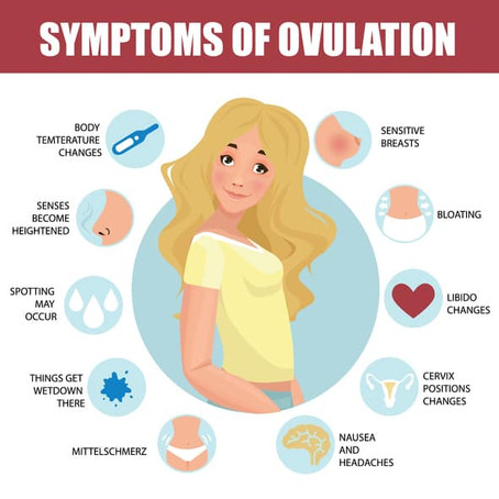 Are you ovulating?