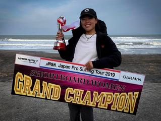 JPSA 2019 グランドチャンピオン!