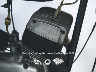 Cloveru 2021 SS Collection のお知らせ。