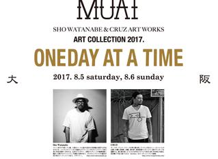 Exhibition at 大阪決定。