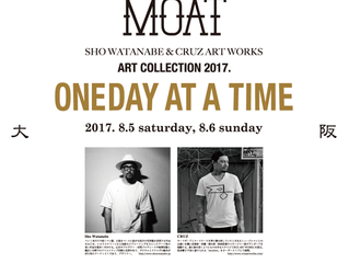 Exhibition at 大阪決定。