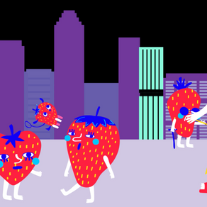 Assignment 2 : Strawberry Fields Forever