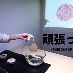 Midterm project : Never Give up Japan