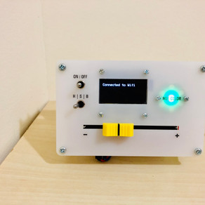 HW2 : Hue hub Controller