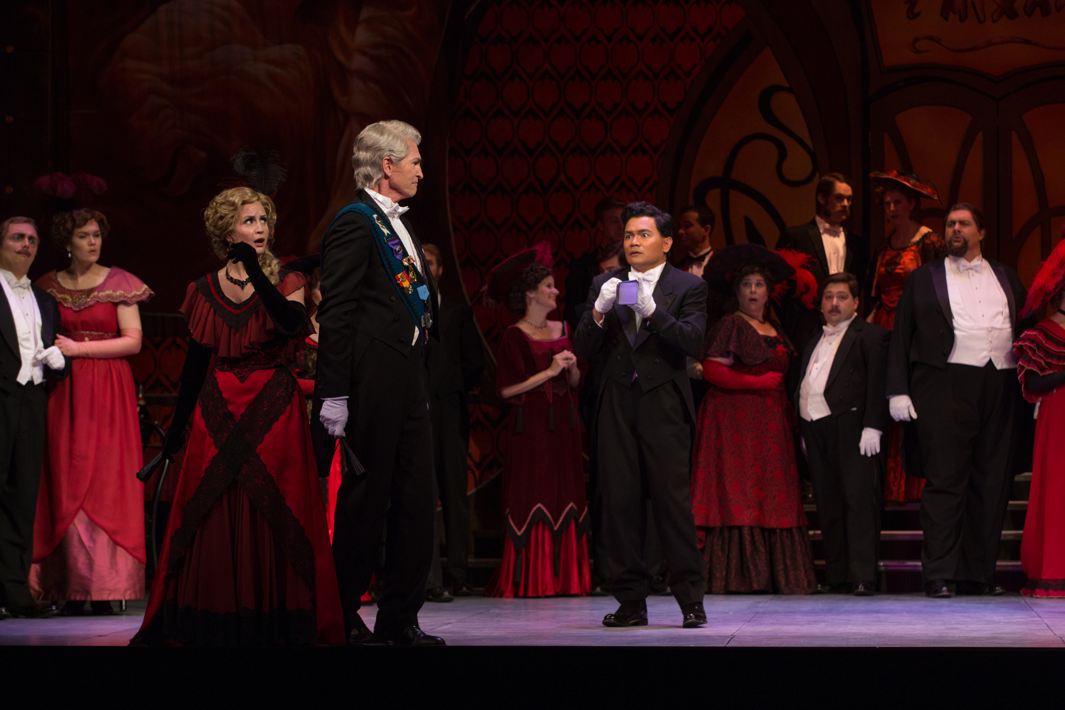 The Merry Widow | Florentine Opera