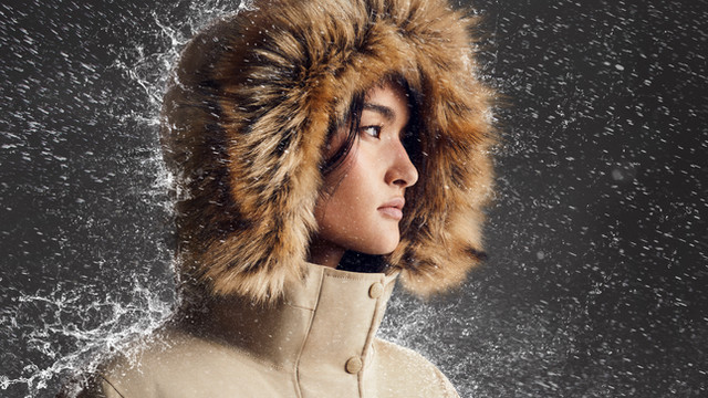 North Face Winter Campaign