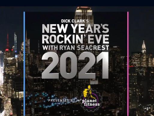 RMA Design in Dick Clark's New Year's Rockin' Eve