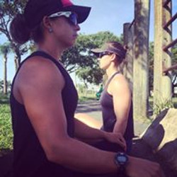 Atletas Mayara Cardoso e Ariela Pinto - Canoagem de Velocidade