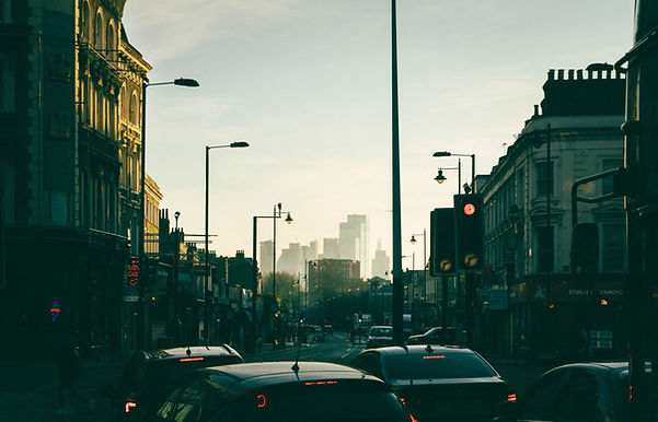 Traffic planning for better air quality