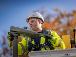 Intelligent street lighting solution for Surrey County Council