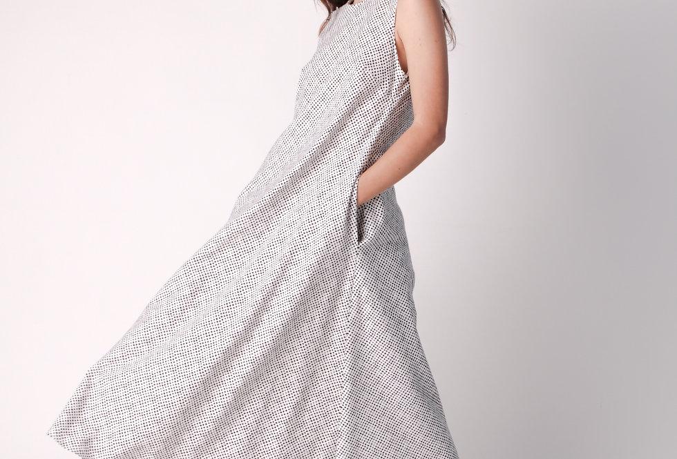 A-LINE DRESS PATTERN. 'DAPHNIE'. Sizes 20-28 . DIGITAL PRODUCT