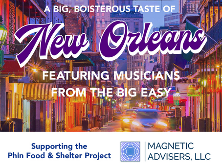 Music from New Orleans, Support for Families and Musicians during Covid-19