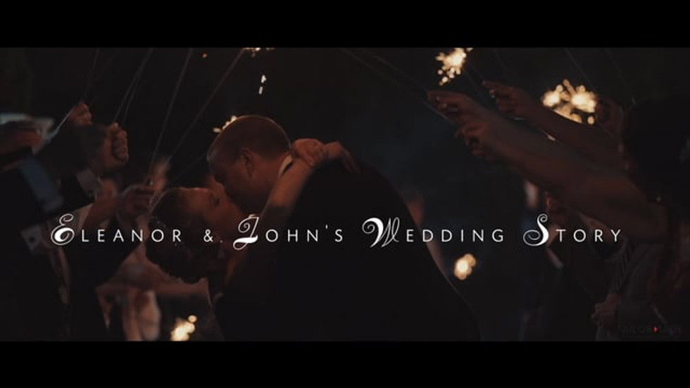 Eleanor & Johns Wedding Story