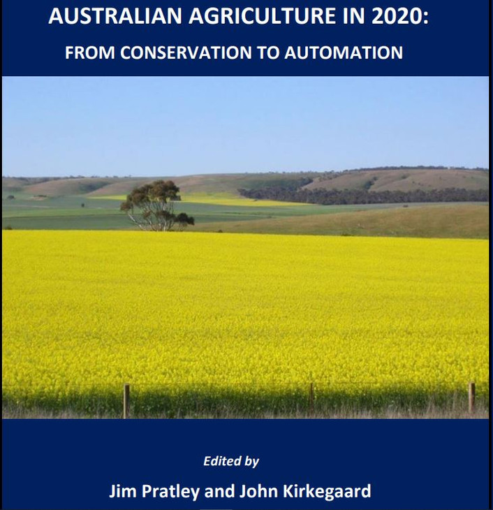 Ny bog om CA: Australian Agriculture in 2020