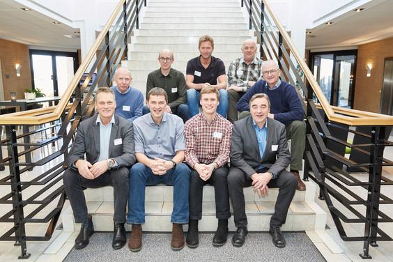 Ny bestyrelse i FRDK og formandens Beretning