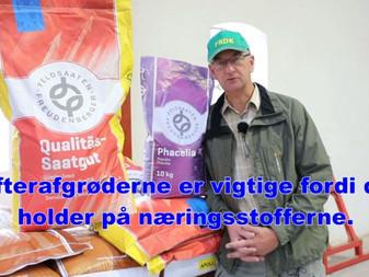 shopFRDK har åben for salg indtil 7. juni - god økonomi i de frivillige efterafgrøder
