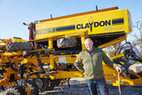 Claydon har givet mange fordele