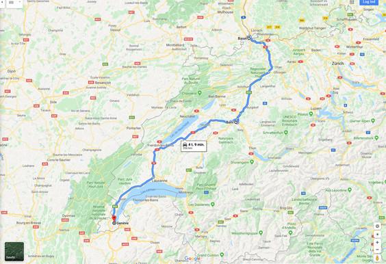 AFLYST: Den 8. Verdenskongres i Conservation Agriculture i Schweiz 29. juni til 2. juli 2020 er afly