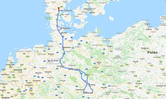 Planteavlskursus i Tyskland 5. til 8. juni