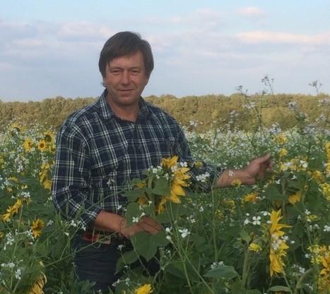 Mød international kendt fransk landmand og fortaler for pløjefri dyrkning