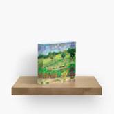 Acrylic Block Art
