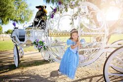 Princess themed birthday parties