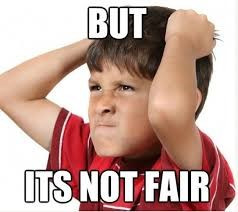 When is fair fair?