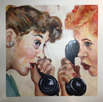 Norman Rockwell Study