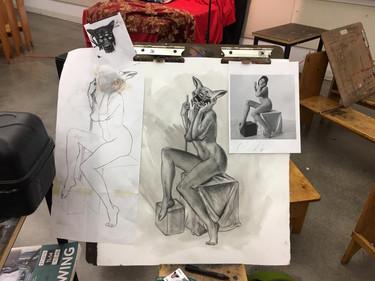 Figure Study #20