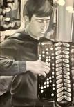 John Serenading