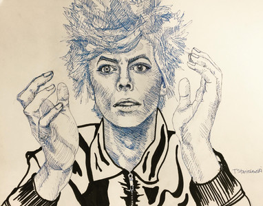 It's Bowie Baby