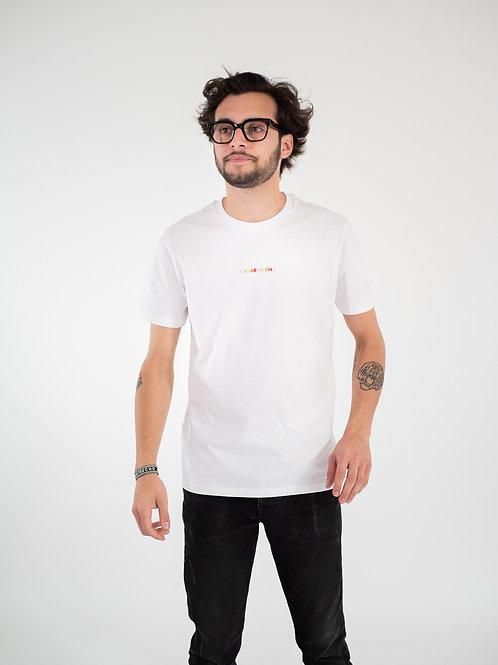 Le coloré - Blanc