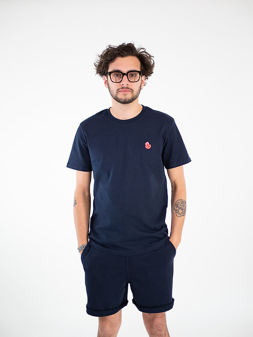 T-shirt  Red édition - Marine