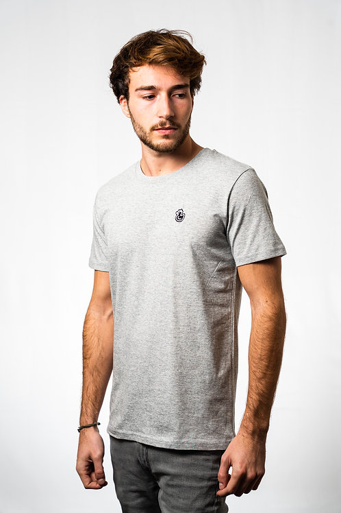 T-SHIRT BLACK ÉDITION - GRIS