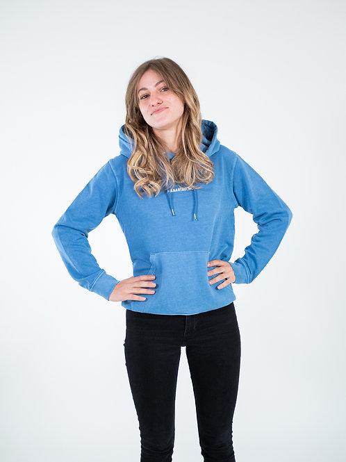 Le furtif - Bleu vintage unisexe