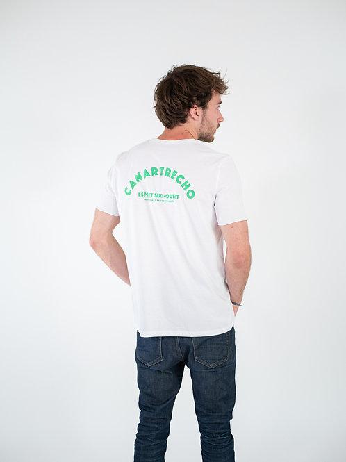 T-shirt sud-ouest - Blanc