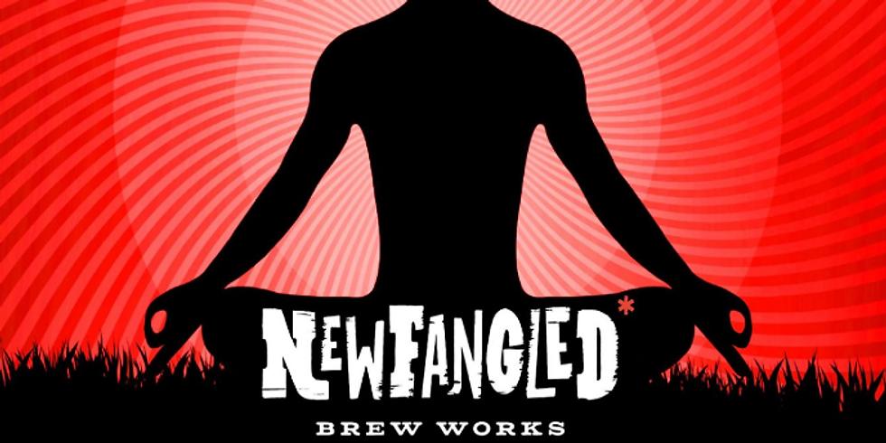 Sunday Yoga at Newfangled!