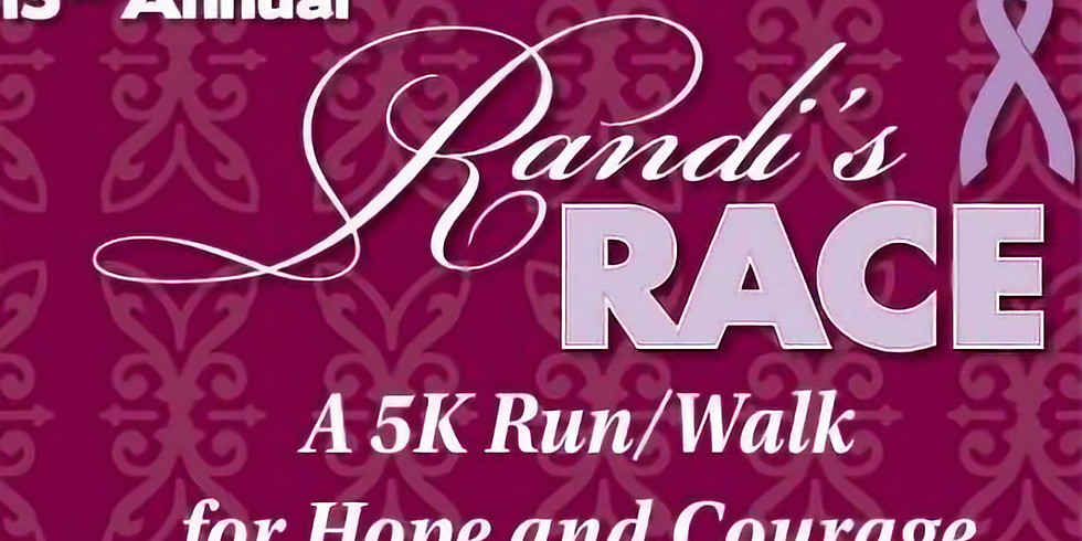 Randi's Race - A 5k Run/Walk for Hope and Courage