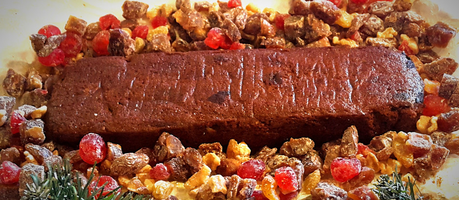 Julia's Christmas cake