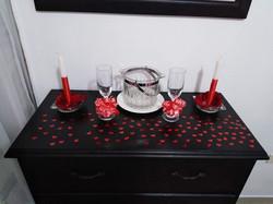 Plan noche romántica