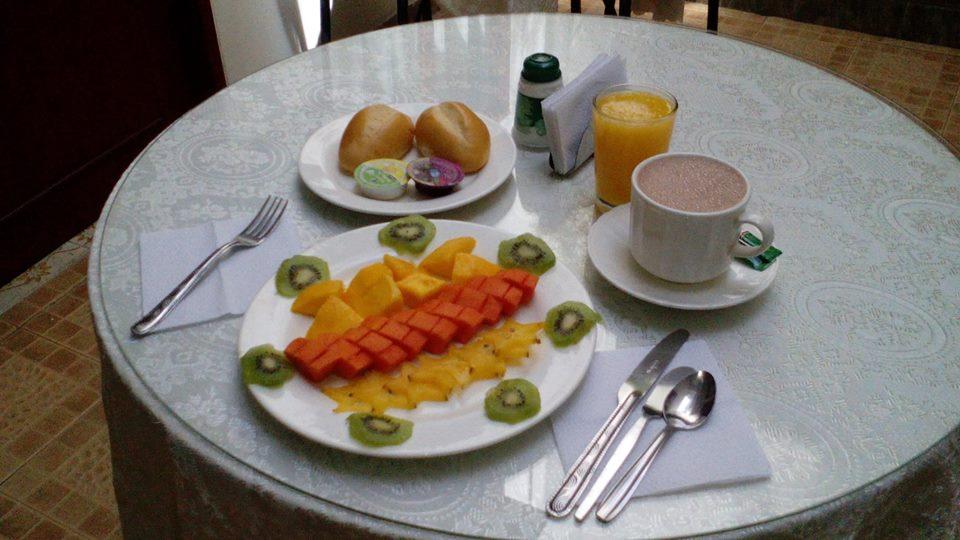 Desayuno tipo Americano