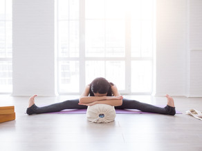 What is Yin Yoga and why should you practice it?