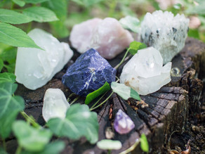 8 simple techniques to cleanse your crystals