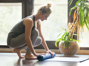 Yoga home practice: how do you motivate yourself to get on the mat?