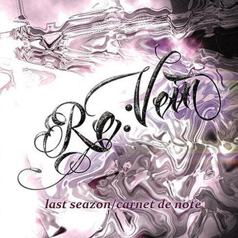 CD「last seazon/carnet de note」