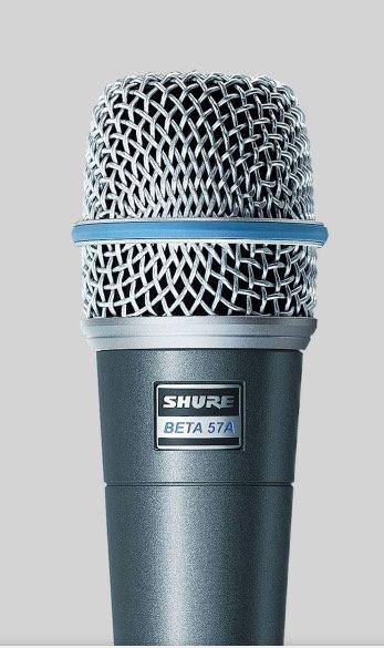 SHURE   MICROFONO BETA 57A