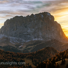 Autumn Dolomites