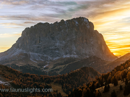 Autumn Dolomites