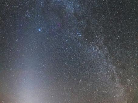 Rückblick - Es berühren sich Himmel und Erde